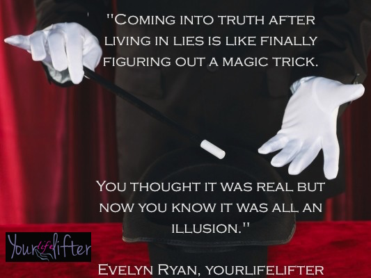 magic llusion truth