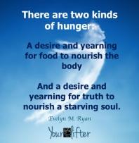 starving soul hunger